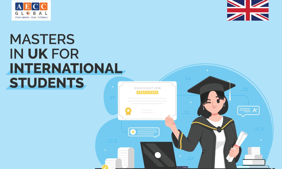 Masters Degree in UK for International Students